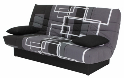 canape clic clac matelas epais maison et mobilier d 39 int rieur. Black Bedroom Furniture Sets. Home Design Ideas