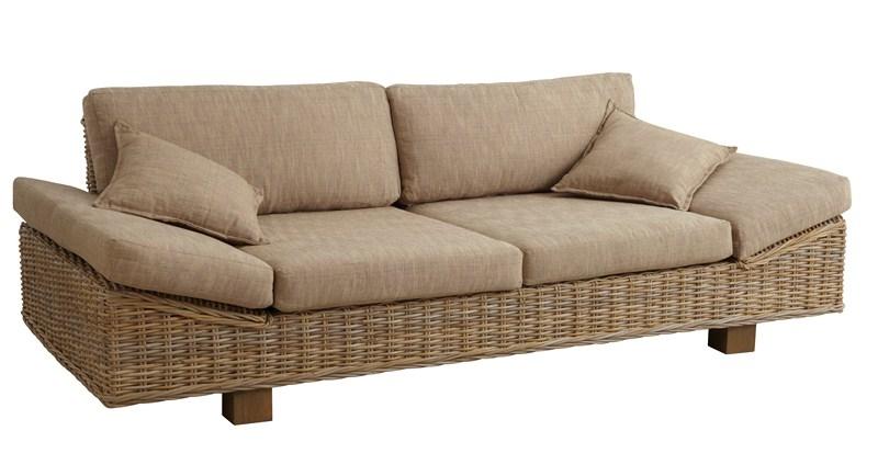 canap convertible rotin maison et mobilier d 39 int rieur. Black Bedroom Furniture Sets. Home Design Ideas