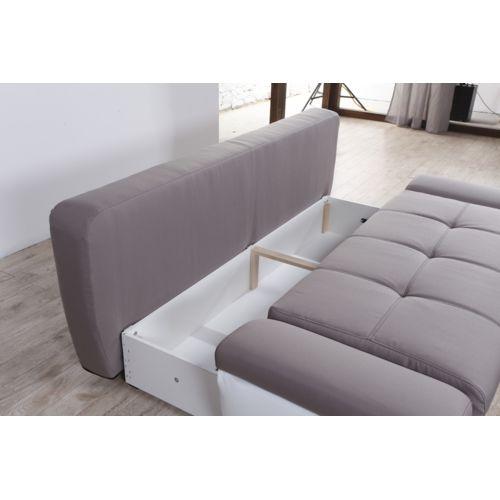 Canap lit avec coffre de rangement maison et mobilier d - Ou acheter un bon canape ...