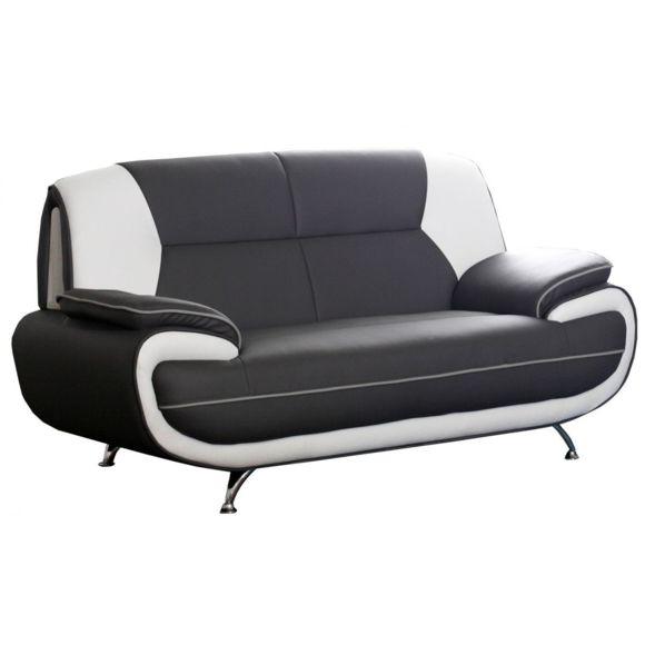 Canapé imitation cuir