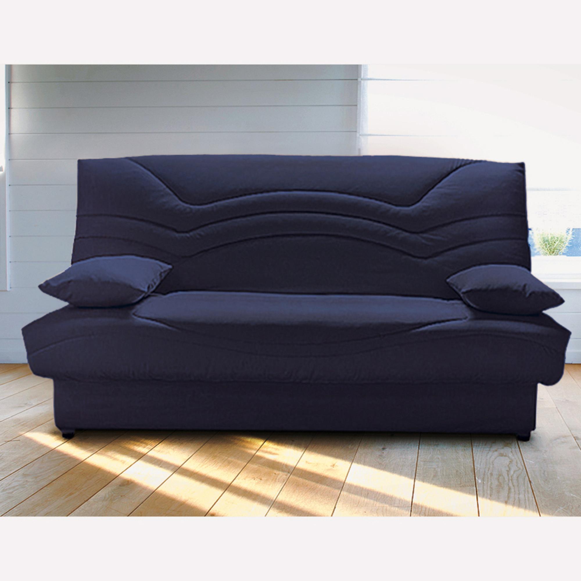 Canapé clic clac 130 cm