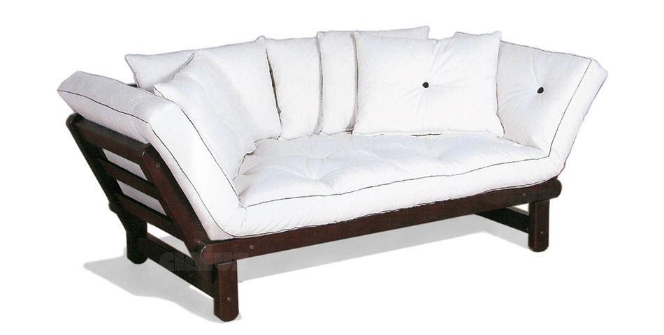 Canapé lit futon design