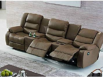 Amazon canape cuir relax