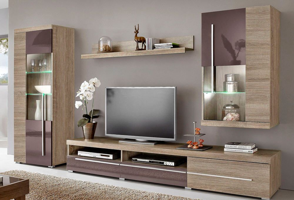3 suisses meuble tv glosse