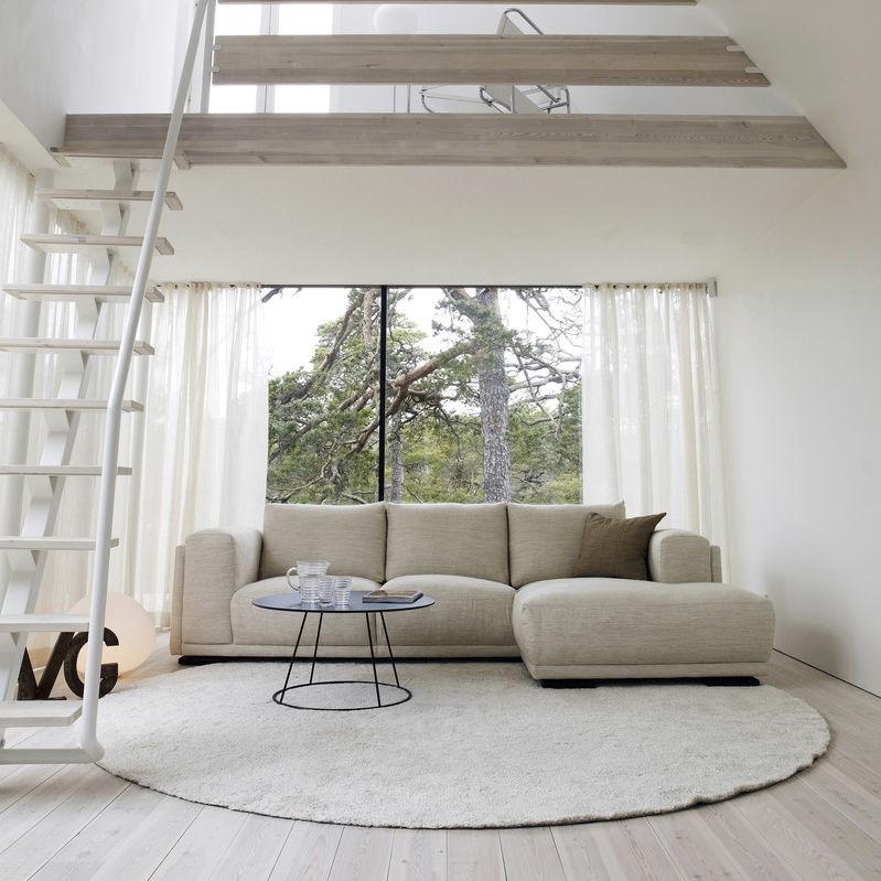Canapé d'angle shabby