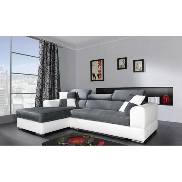 Canapé d'angle original pas cher