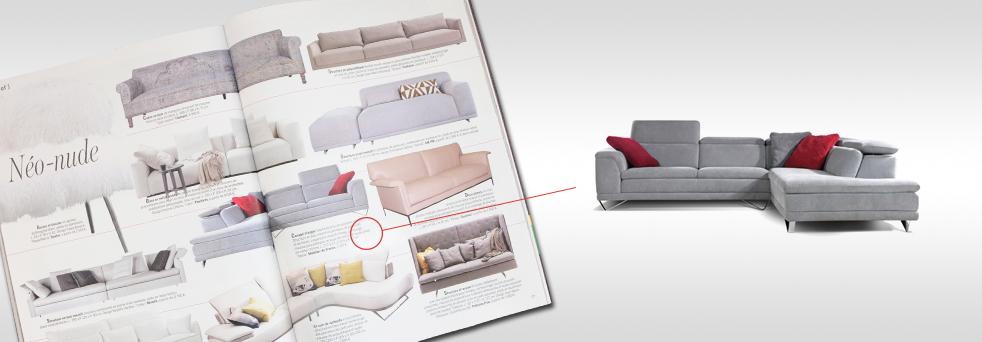 Canapé bz mobilier de france