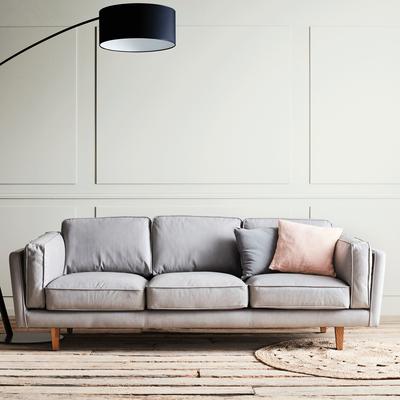 Brooklyn canapé-lit en cuir de buffle