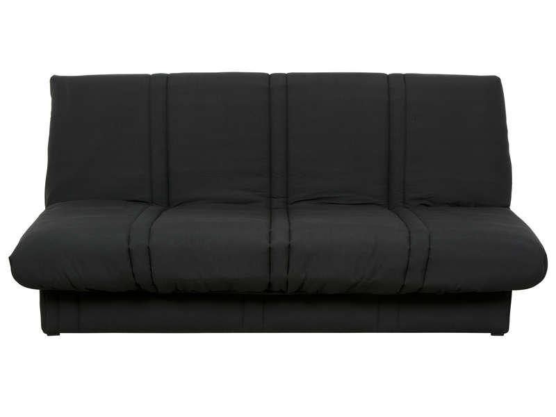 Canapé lit clic clac conforama