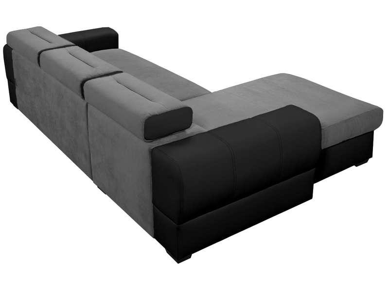 Canapé d'angle convertible tresor