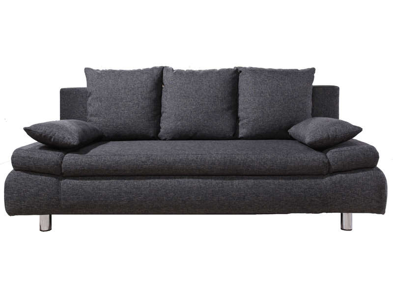 Canapé lit droit
