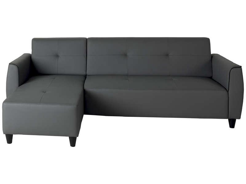 Housse canapé d'angle conforama
