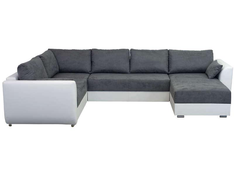 Canapé d'angle 7 places conforama