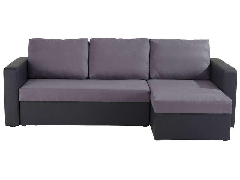 Petit canapé d'angle conforama