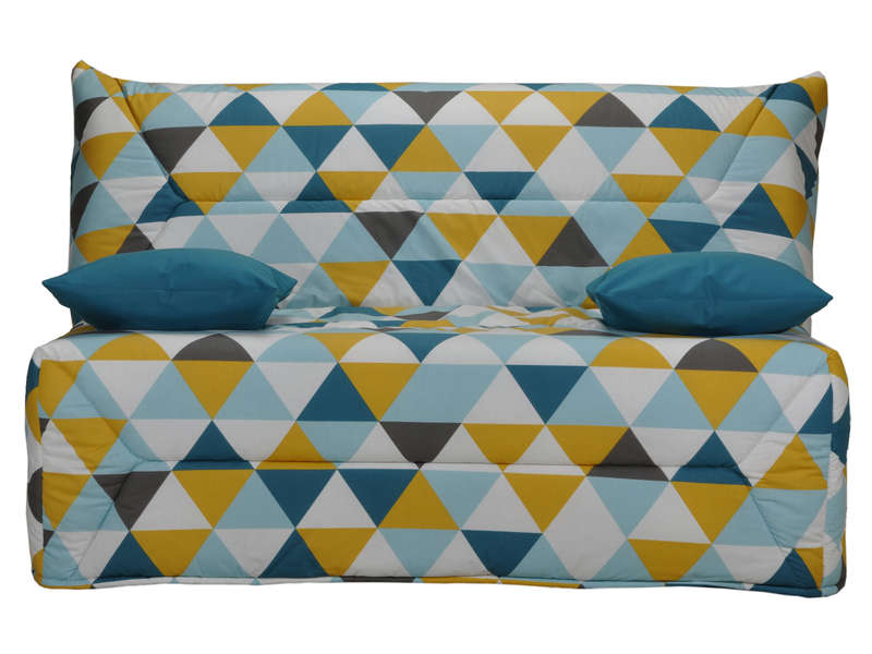 Banquette bz turquoise