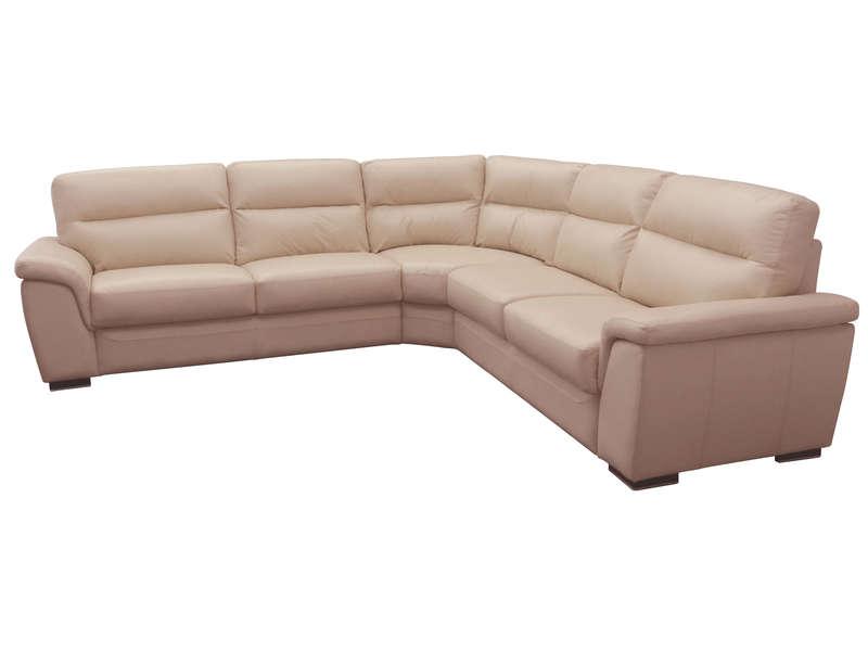 Canape d angle cuir