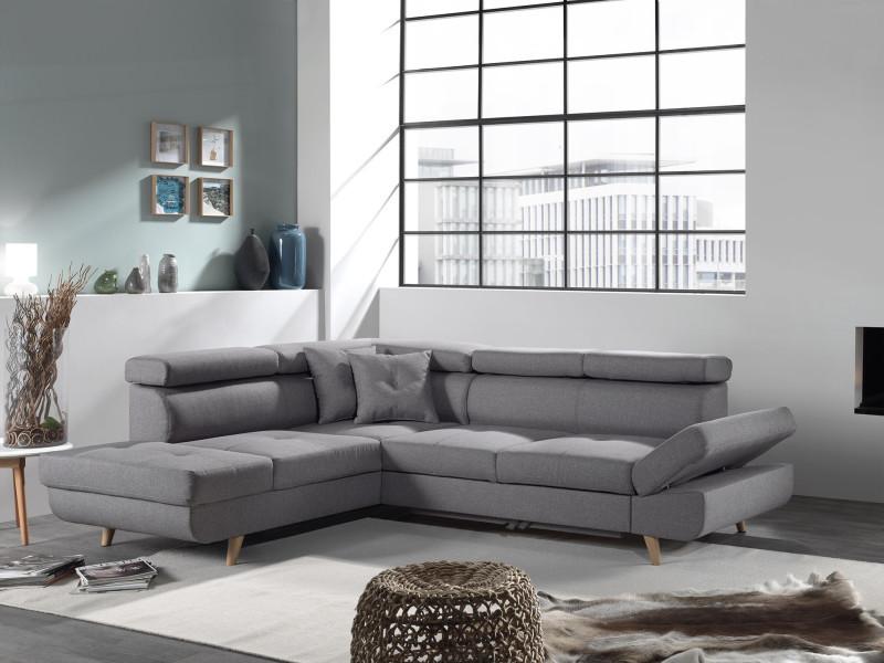 Canapé d'angle linnea