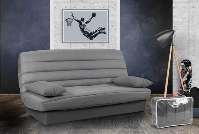 Housse pour canapé lit