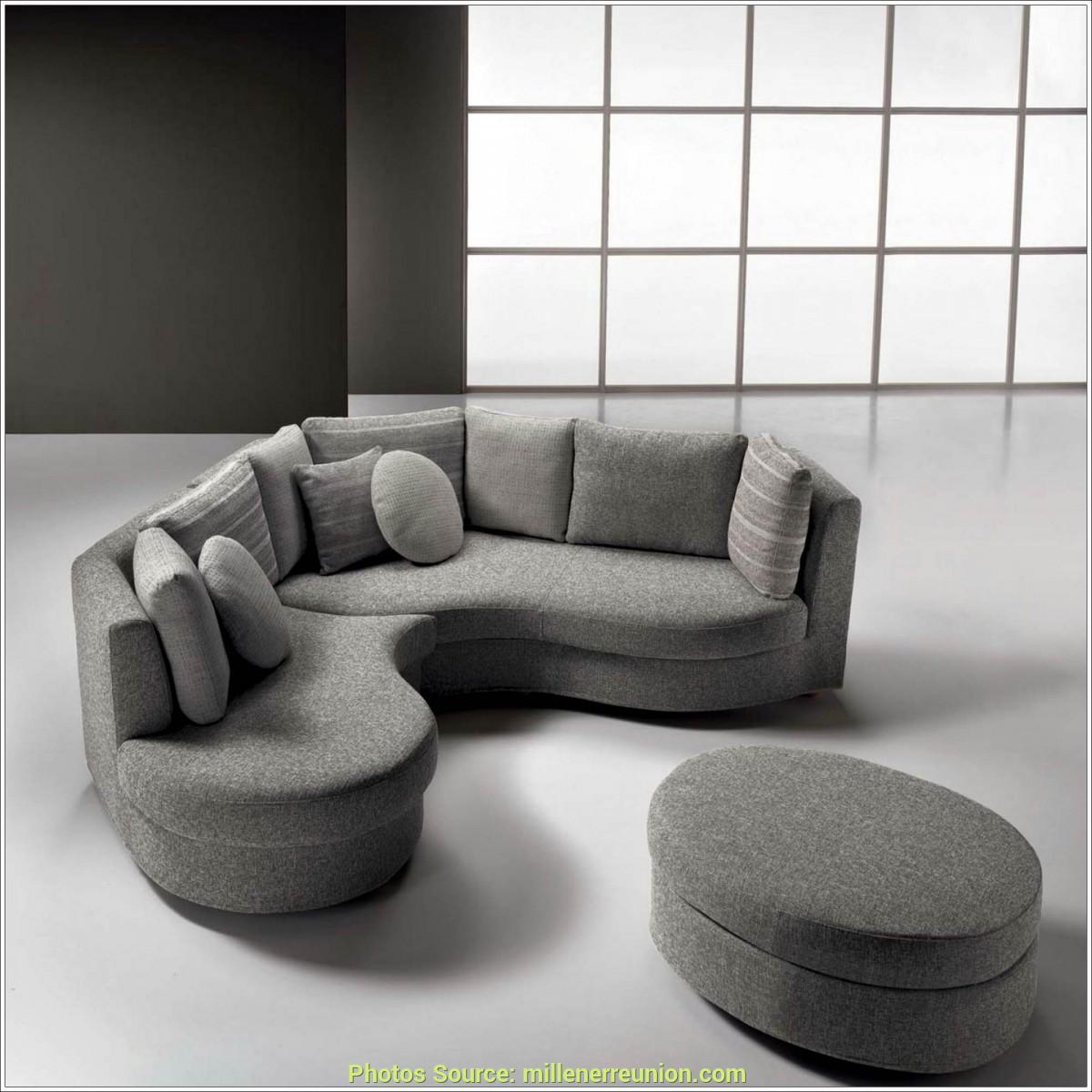 Canapé lit petit espace