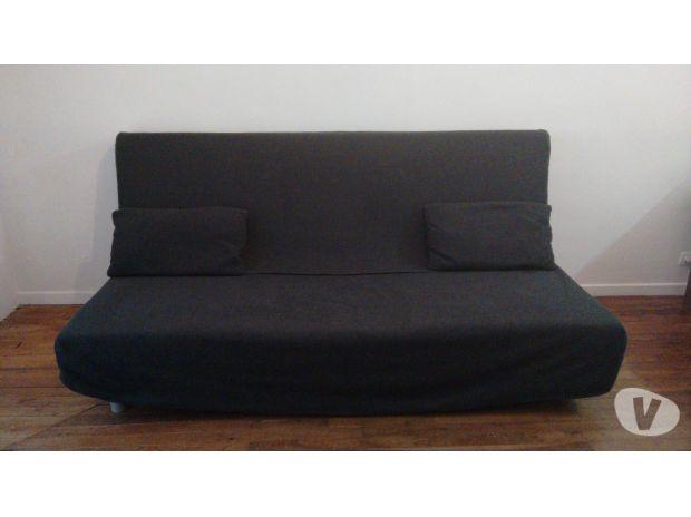 Canapé lit 3 places ikea