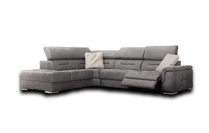 Canapé d'angle de relaxation