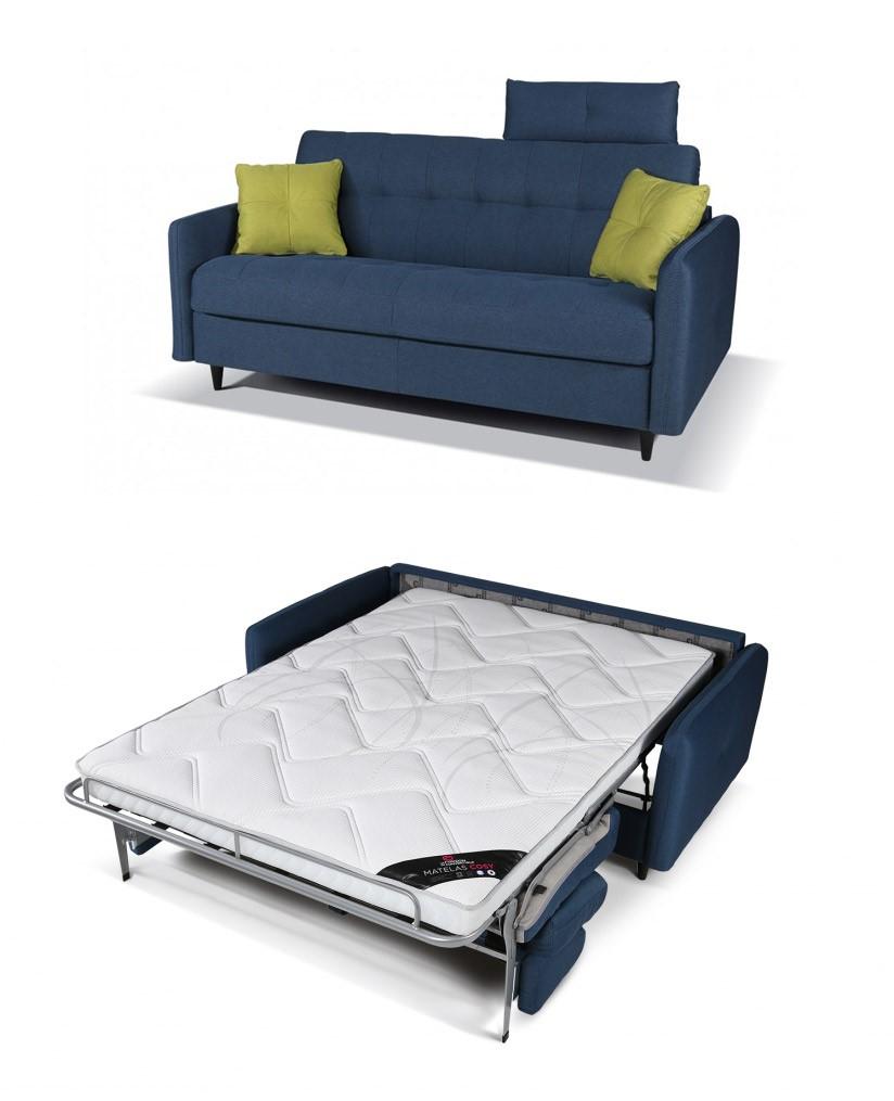 Canapé lit convertible haut de gamme