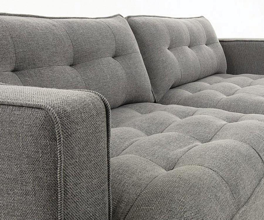 Canapé tissu confortable