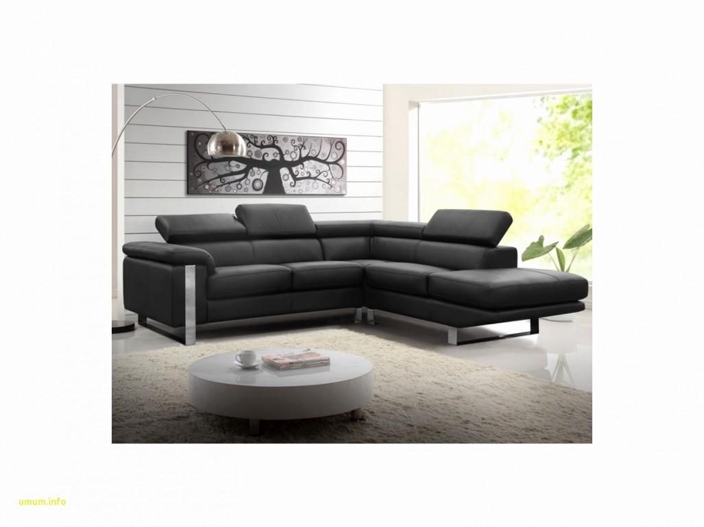 Canapé d'angle alinéa cuir