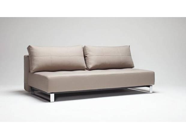 Canapé lit blanc pas cher
