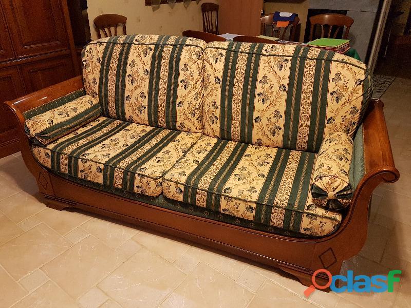 Canapé lit louis philippe
