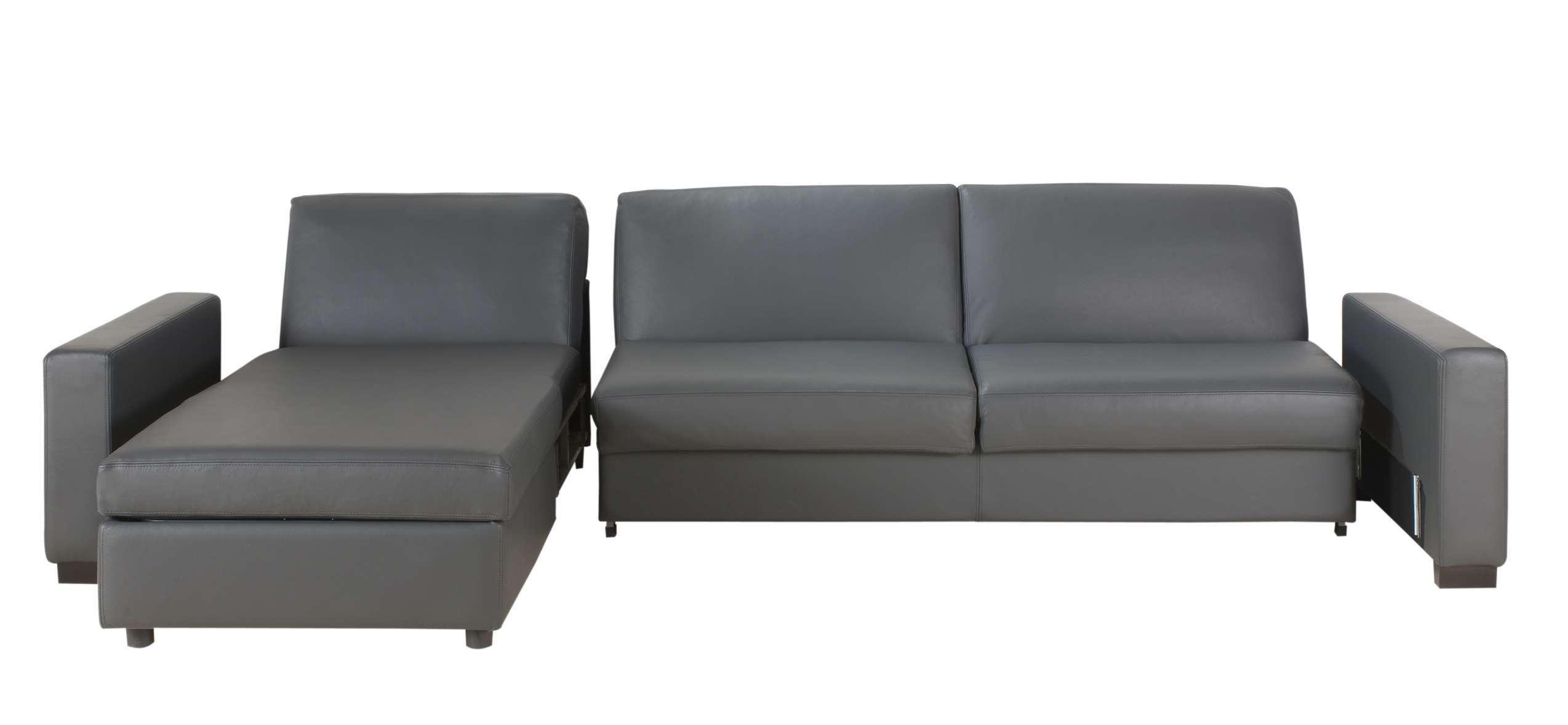 Canapé d'angle convertible querot