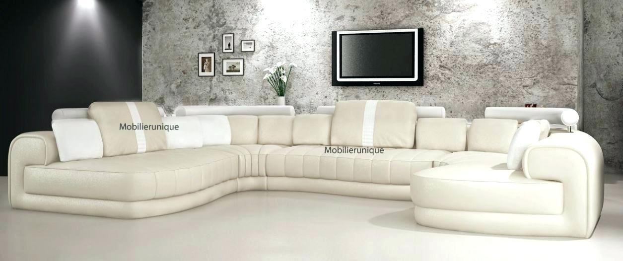 Canapé d'angle 9 places