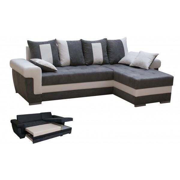 Canapé d'angle 5 place