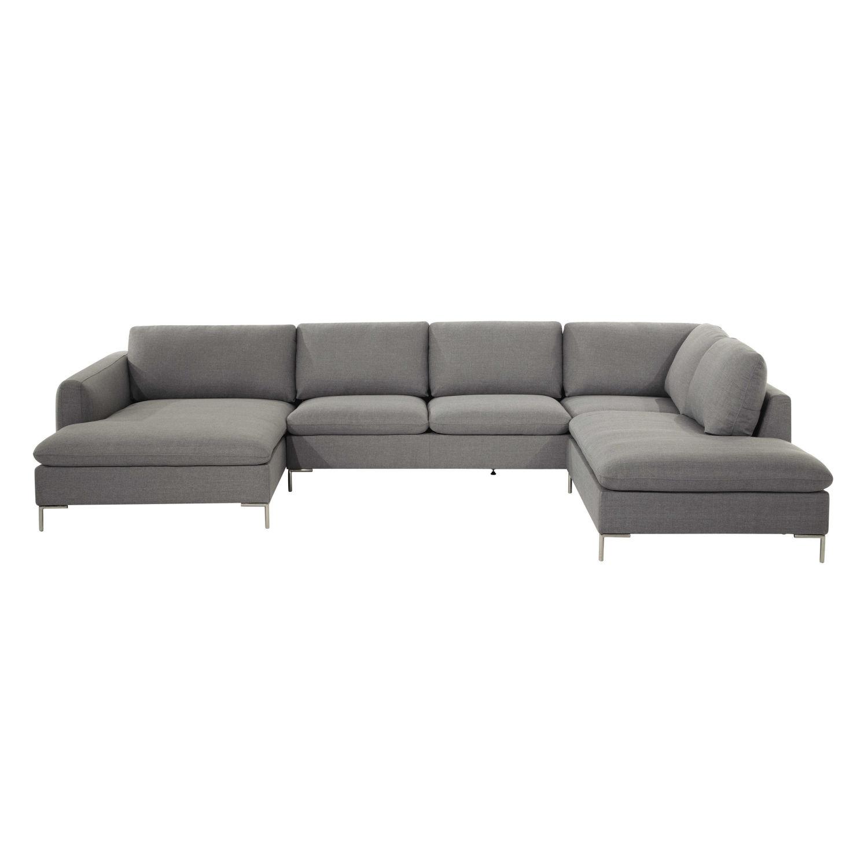 Canapé d angle 8 places