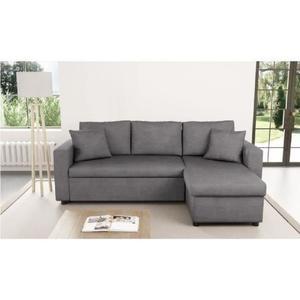 Canapé d'angle petit modèle