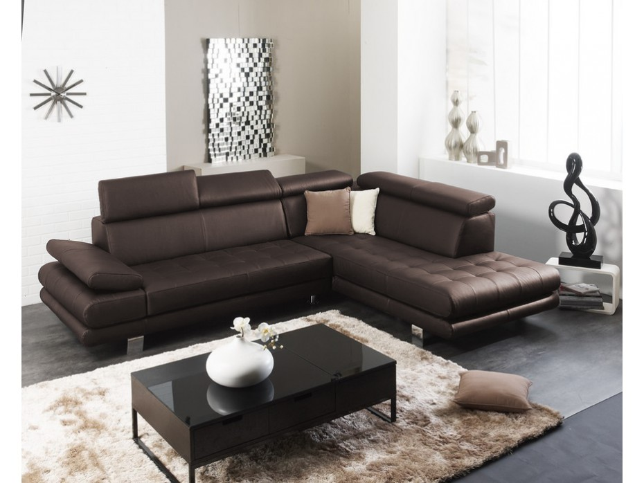Soldes canape d'angle