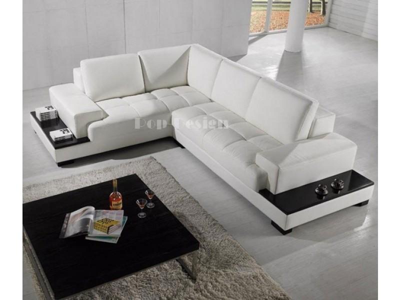 Canapé d'angle rangement