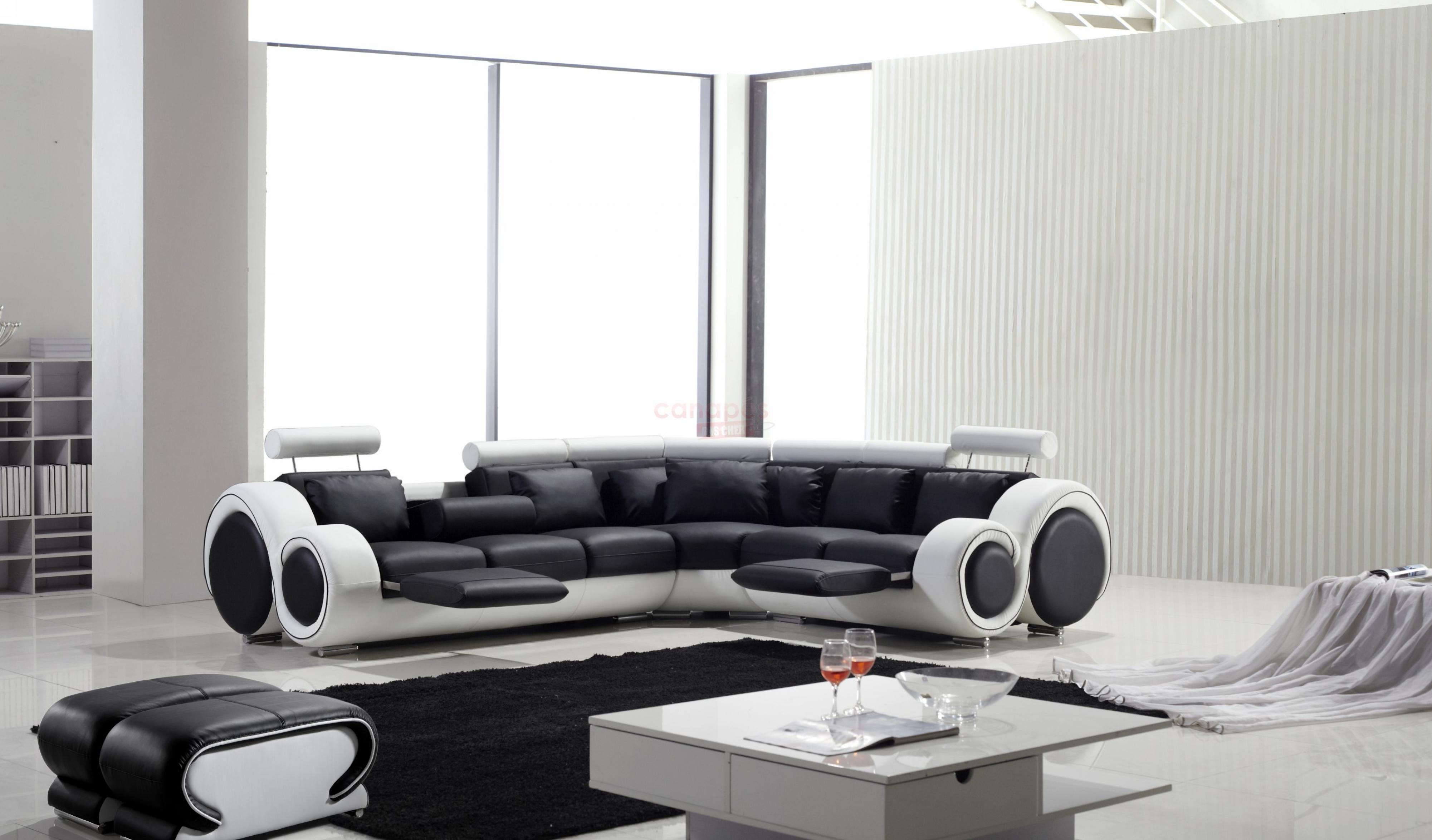 Canapé d angle design pas cher