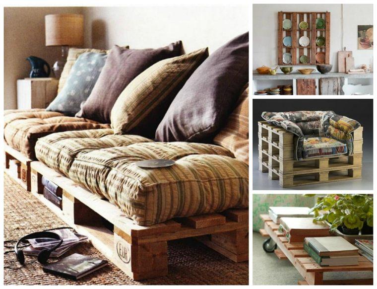 Fabriquer canapé lit palette