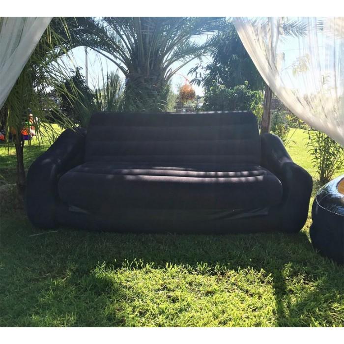 Canapé-lit gonflable 2 personnes intex