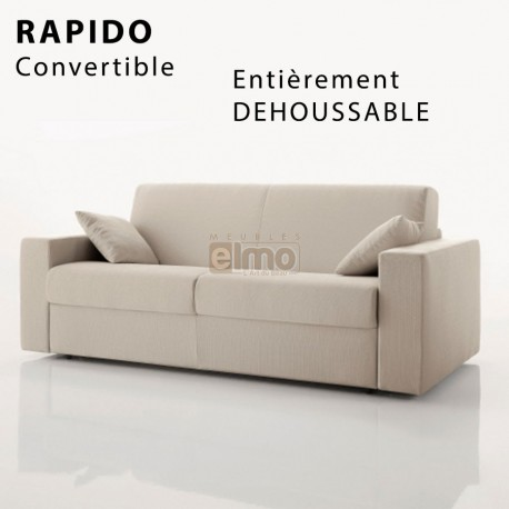 Canape lit conforama pas cher