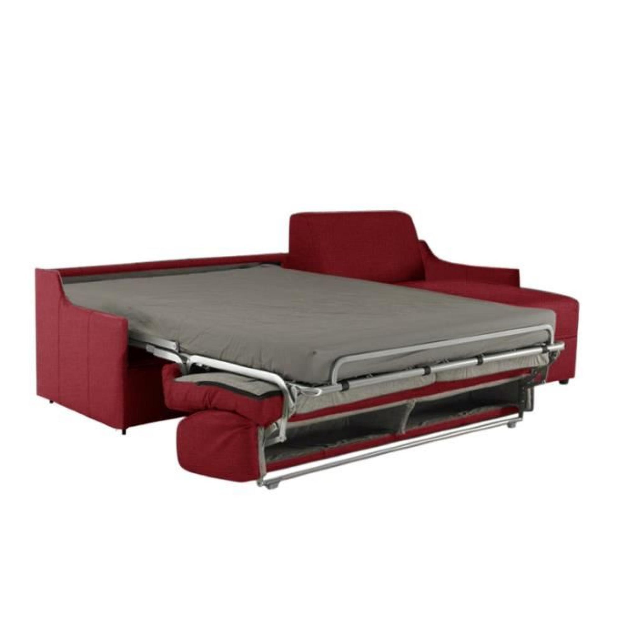 Vente de canapé lit