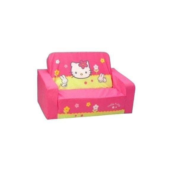 Canapé convertible hello kitty