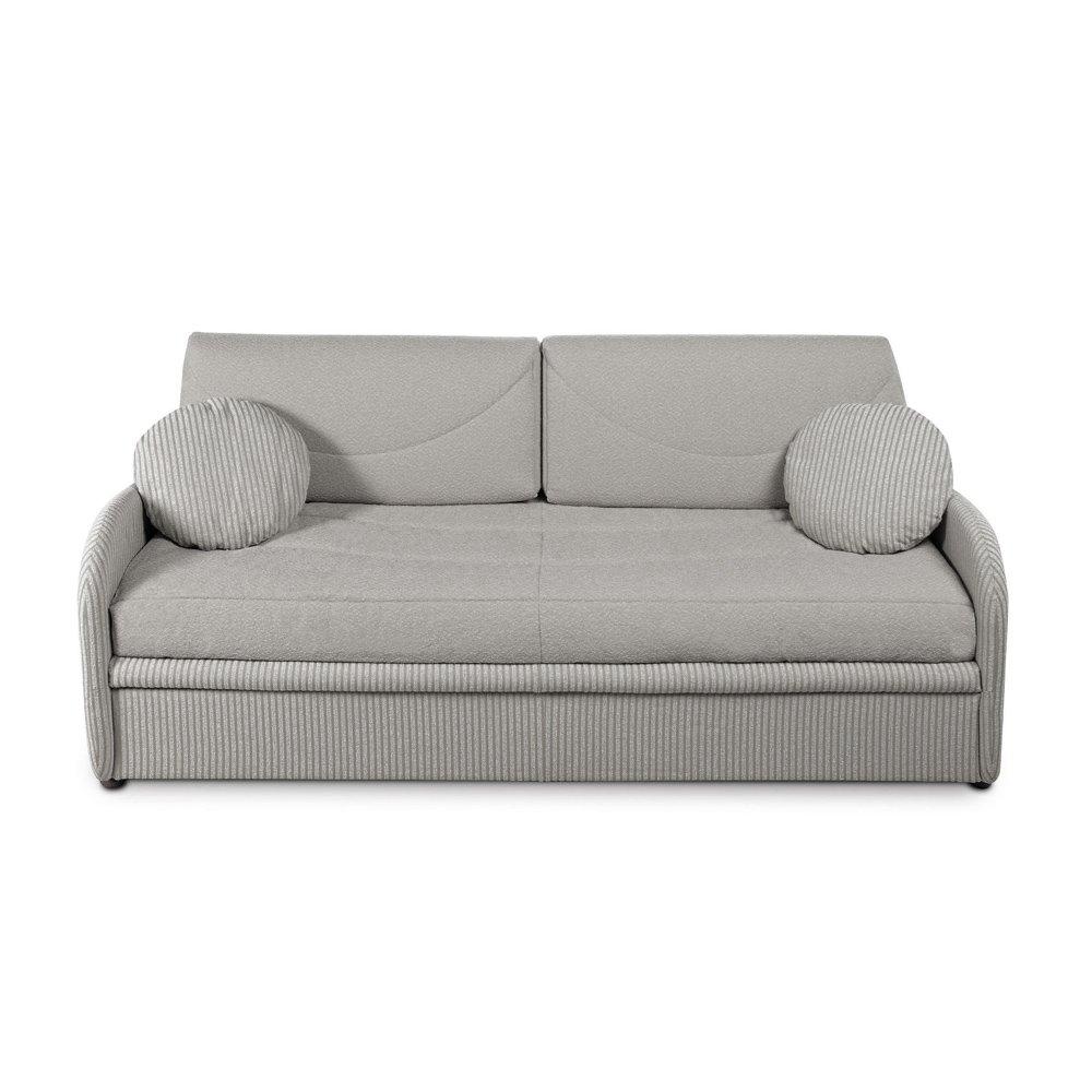 Canapé lit gigogne couchage quotidien