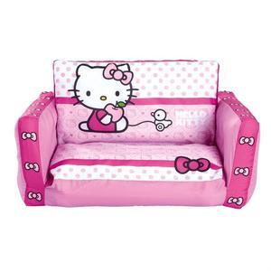 Canapé lit hello kitty