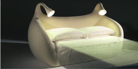 Canapé lit confortable design
