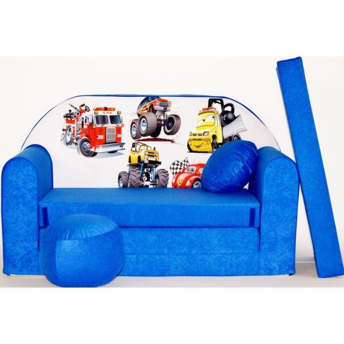 Canapé lit enfant cdiscount