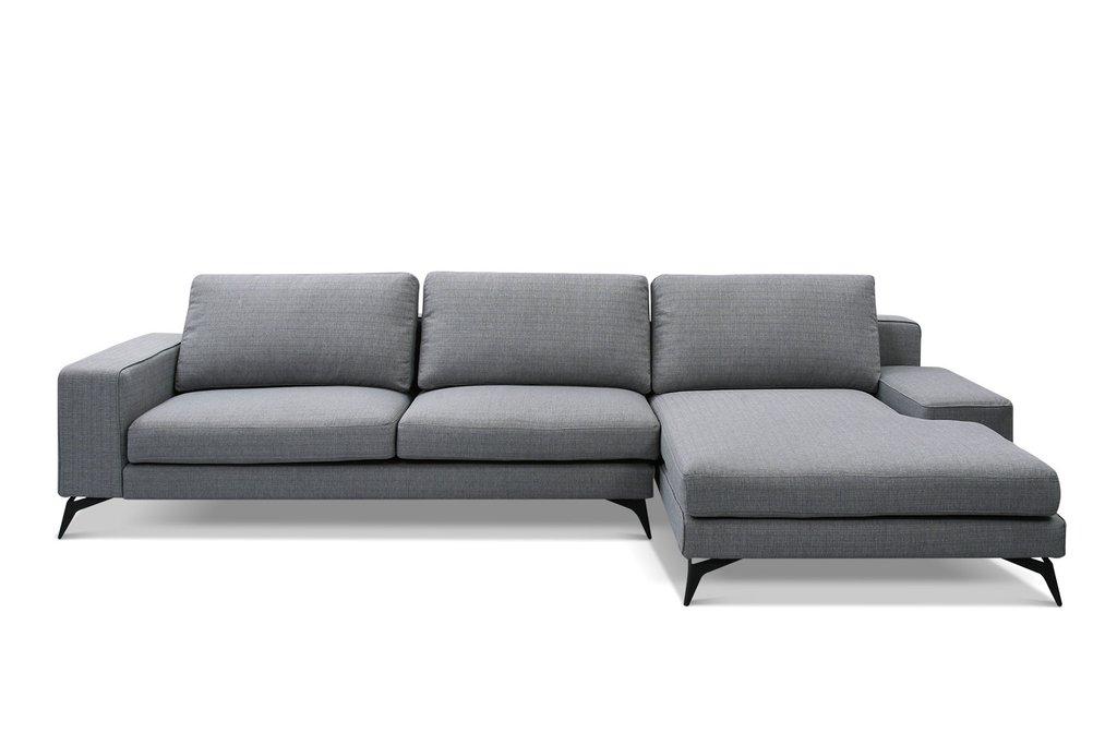 Canapé d'angle méridien