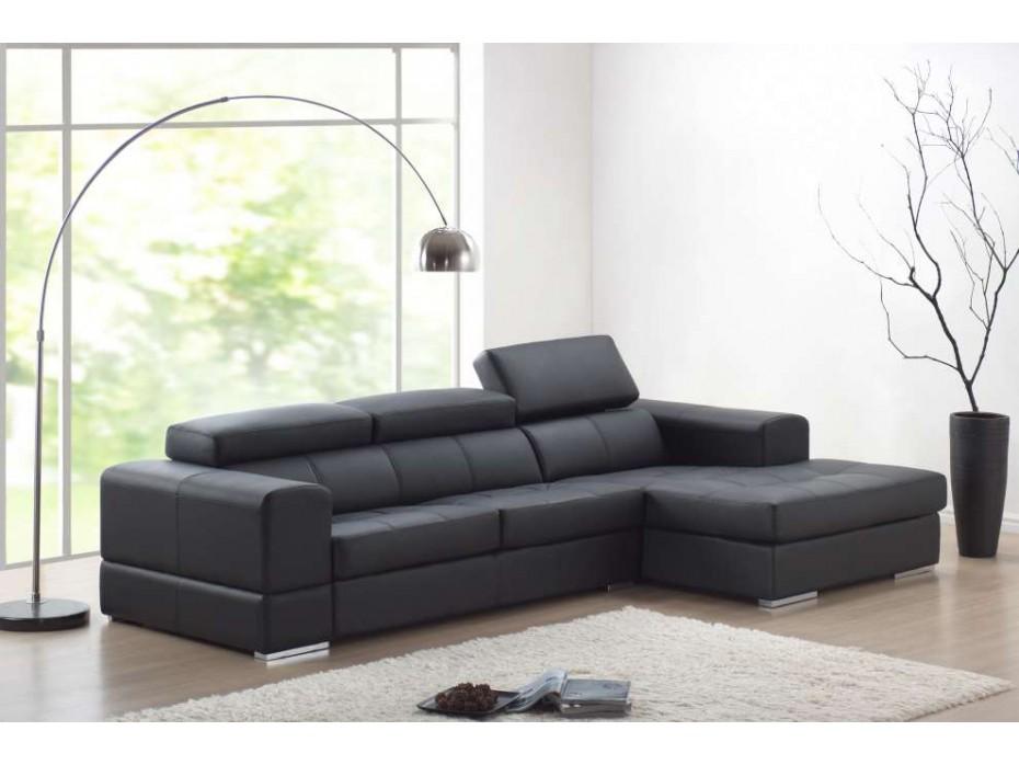 Canapé d'angle gauche ou droit