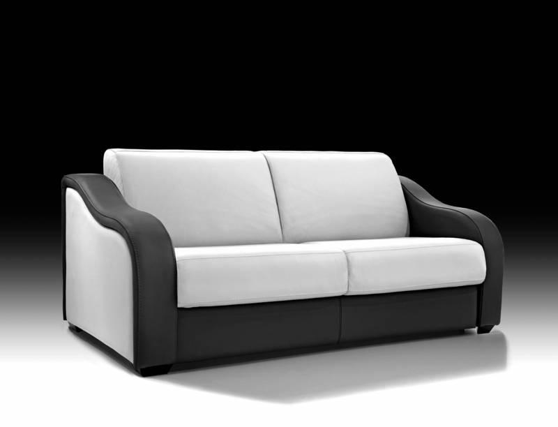Canapé bz en cuir